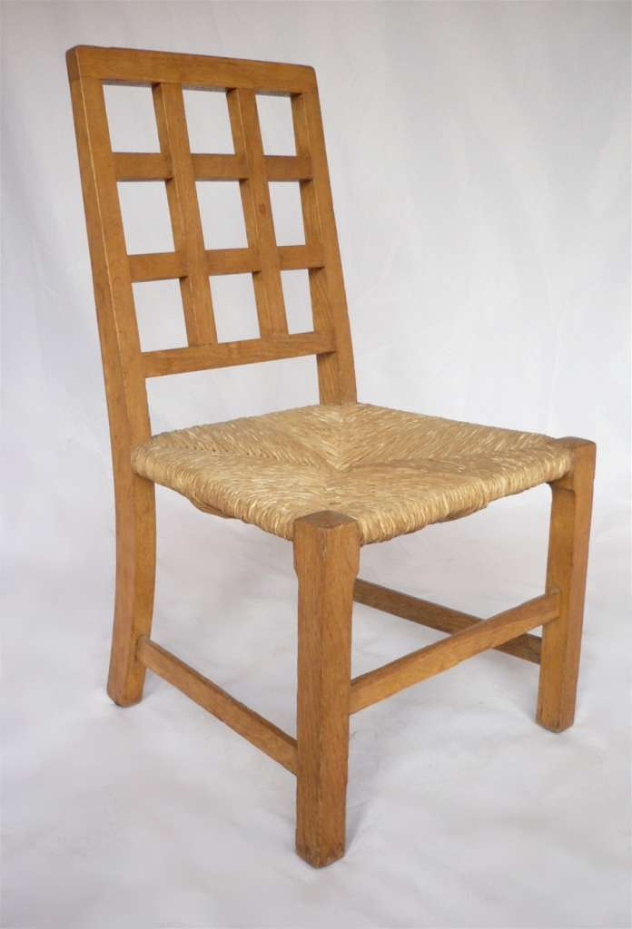 Cotswold school , possibly Heals , childs single chair