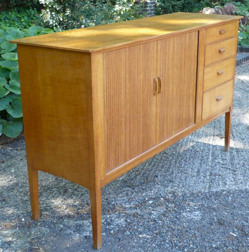 Cotswold School sideboard in golden oak