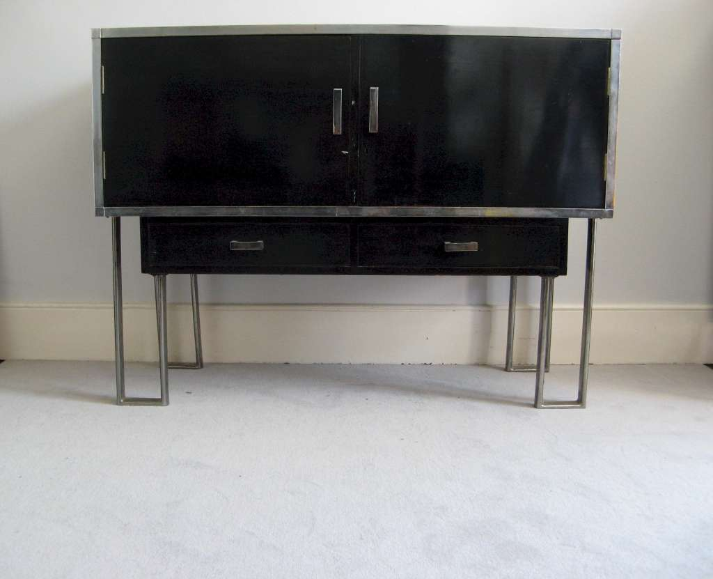 Modernist art deco sideboard by Heal's