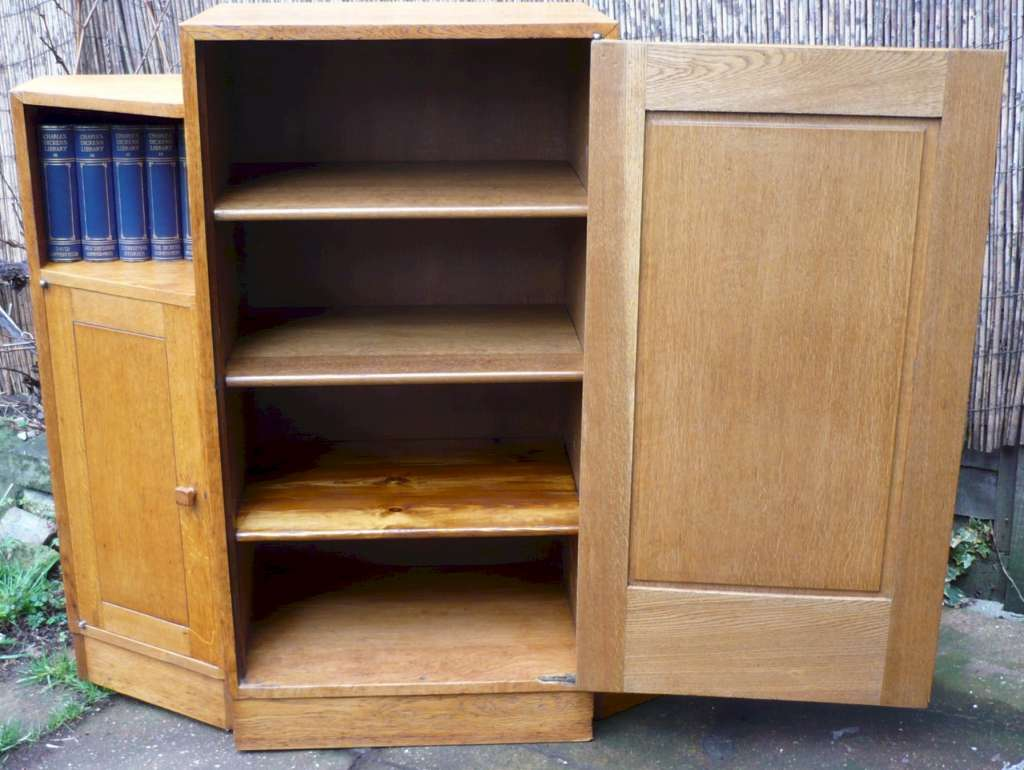 Sideboard/bookcase by Bath Cabinet Makers