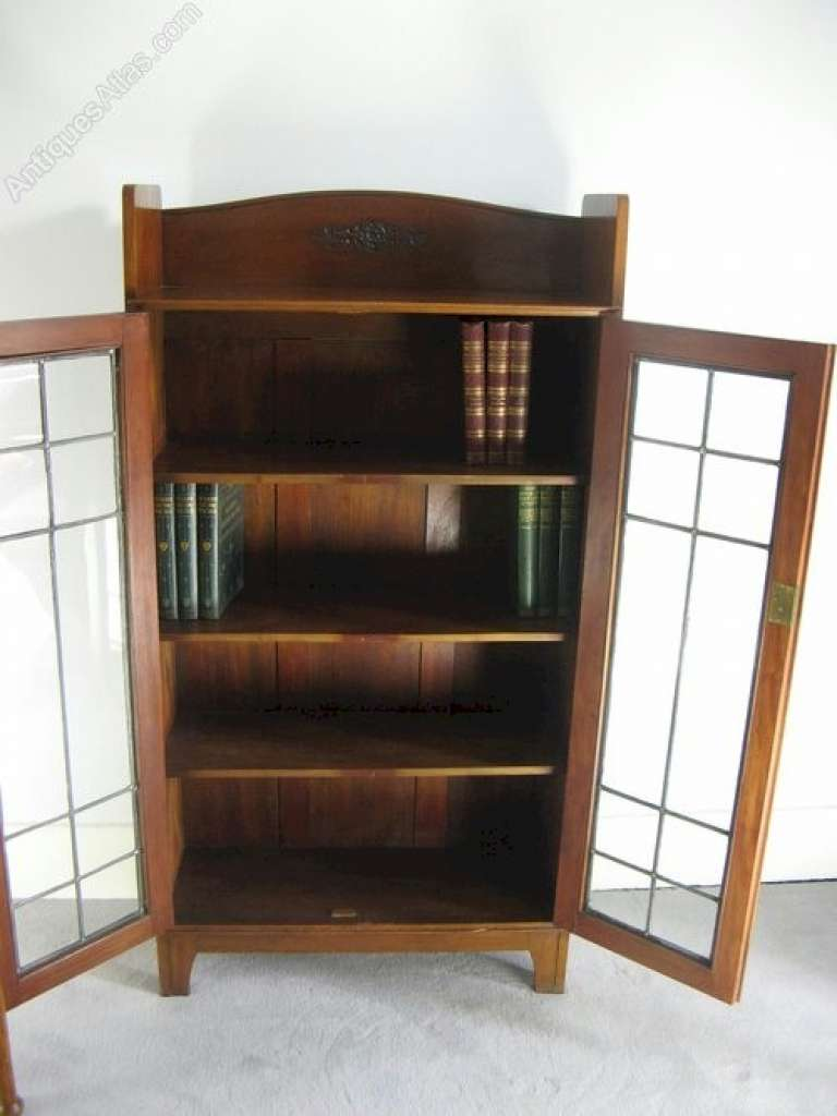 Arts and Crafts bookcase by Arthur Simpson
