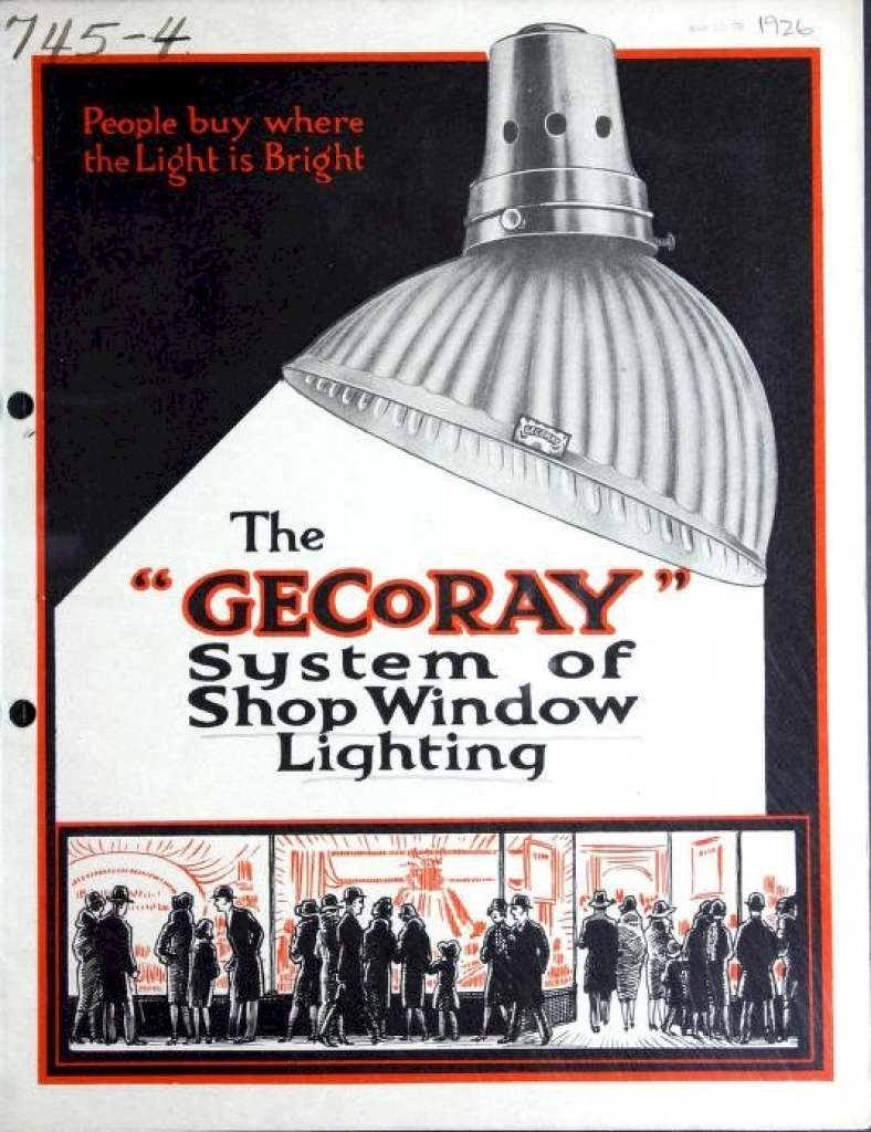 GECoRAY silvered glass reflector