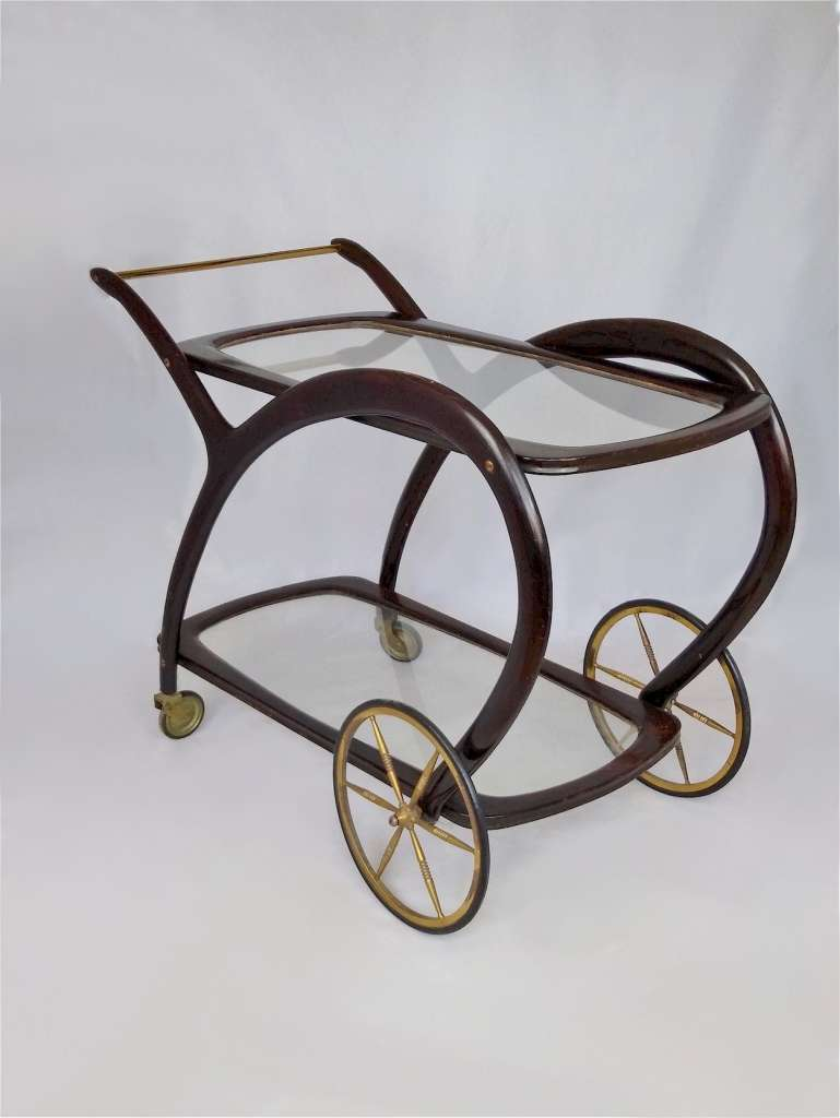 Fabulous German drinks trolley