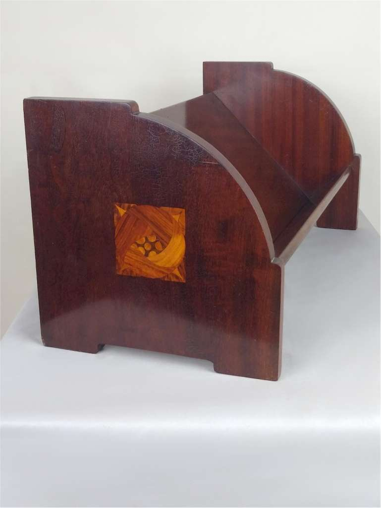 Liberty & Co inlaid bookstand