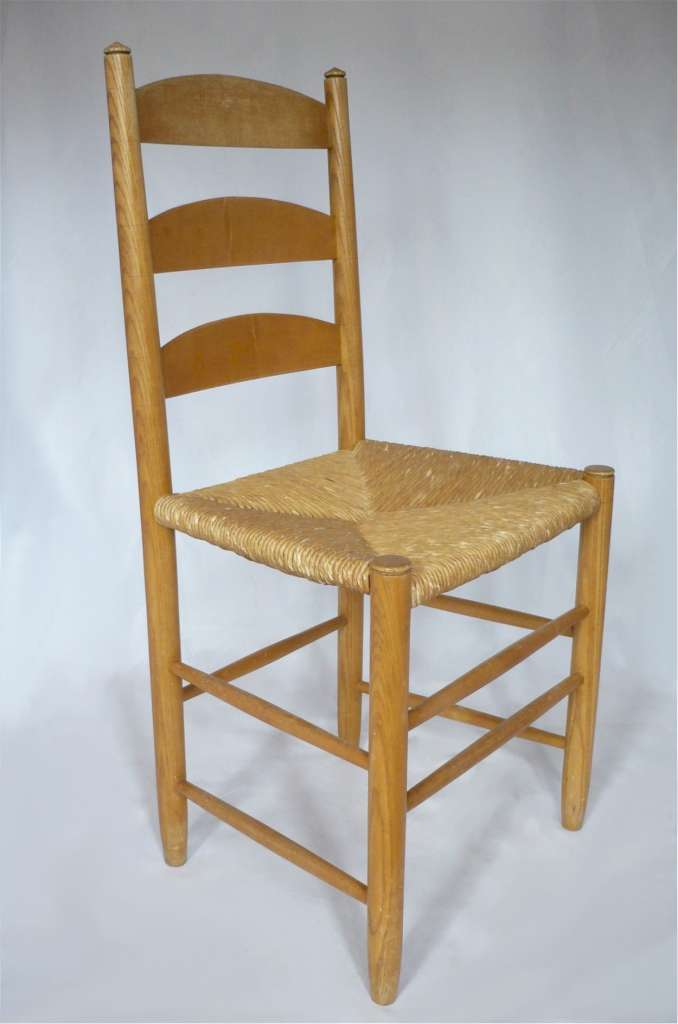 Bedale chair in ash after E Gimson