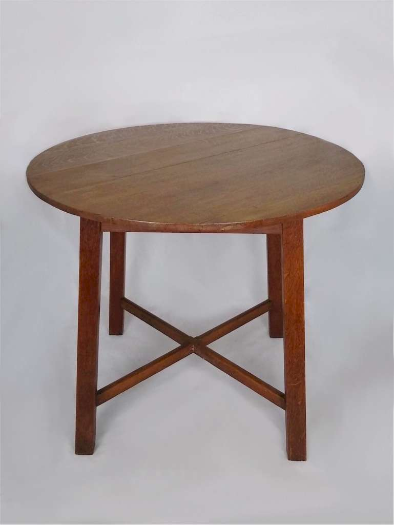 Heals oak centre / dining table