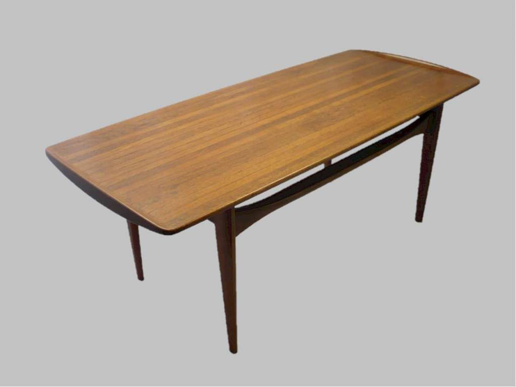 Mid Century coffee table by France & Daverkosen