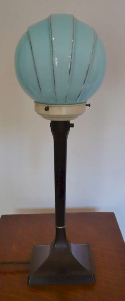 Art Deco table lamp