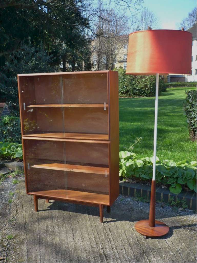 Mid Century bookcase by Beaver & Tapley Ltd