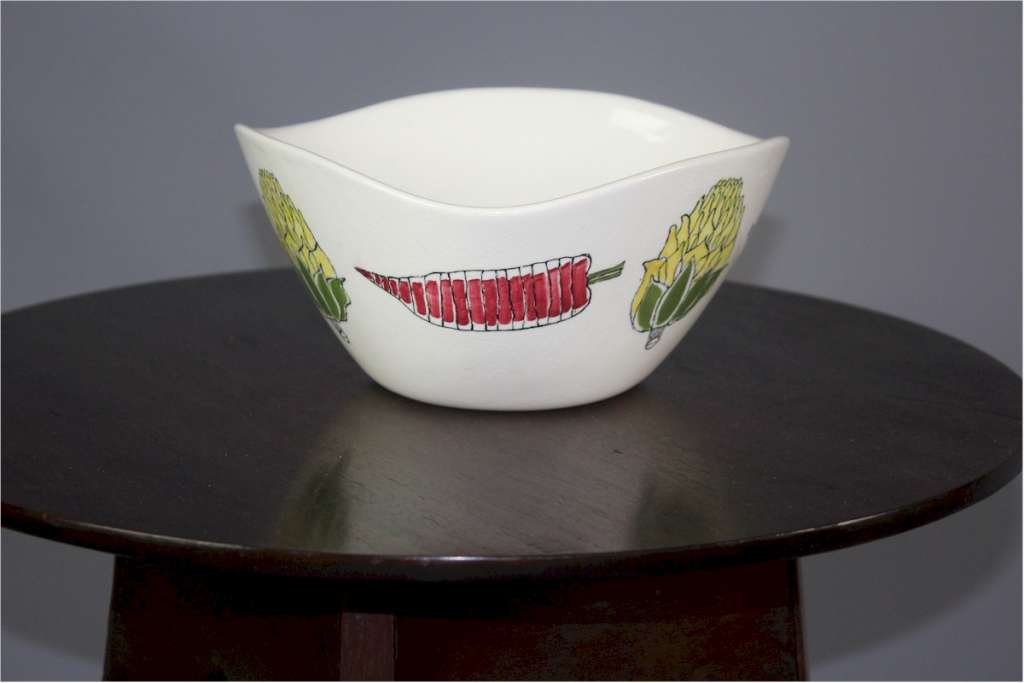Midwinter Salad Ware bowl by Terence Conran