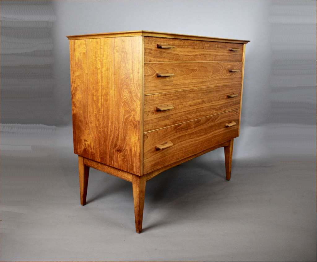 Vintage mid-century chest of drawers by Alfred Cox