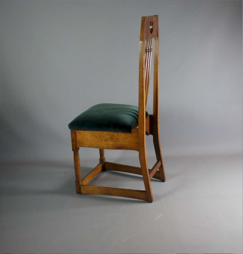 Glasgow School arts and crafts chair