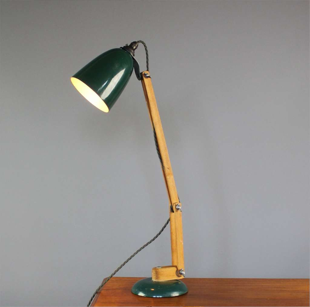 Green Maclamp by Terence Conran 1970's