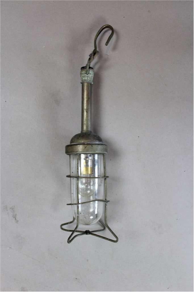 Small inspection lamp