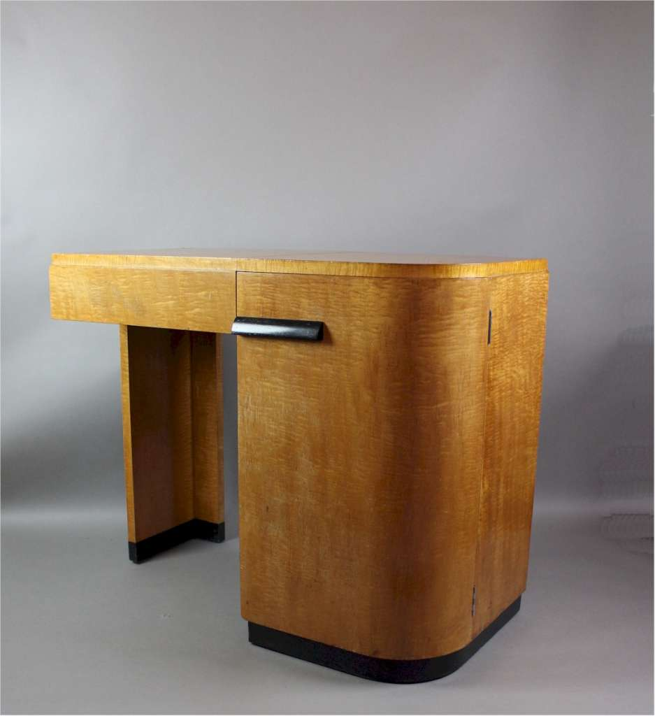 Art Deco Modernist dressing table, British 1930's