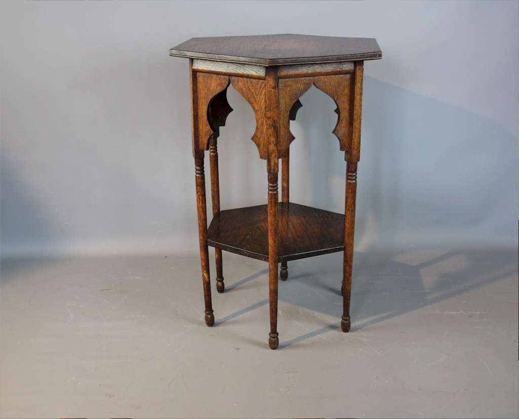Arts & Crafts Moorish table for Liberty & Co