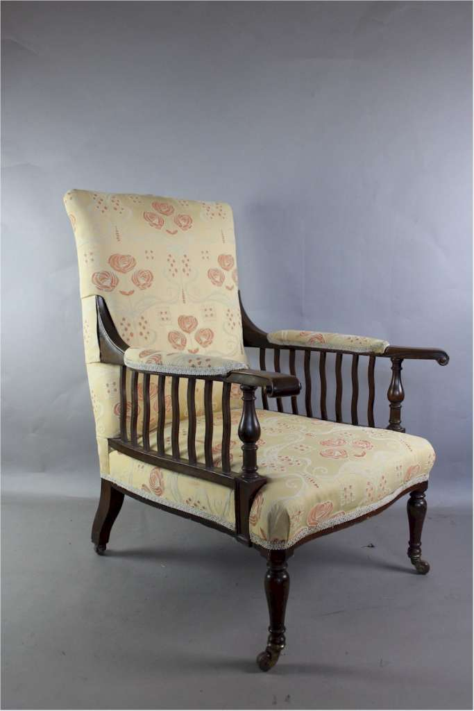 Morris & Co Saville chair designed by George Jack