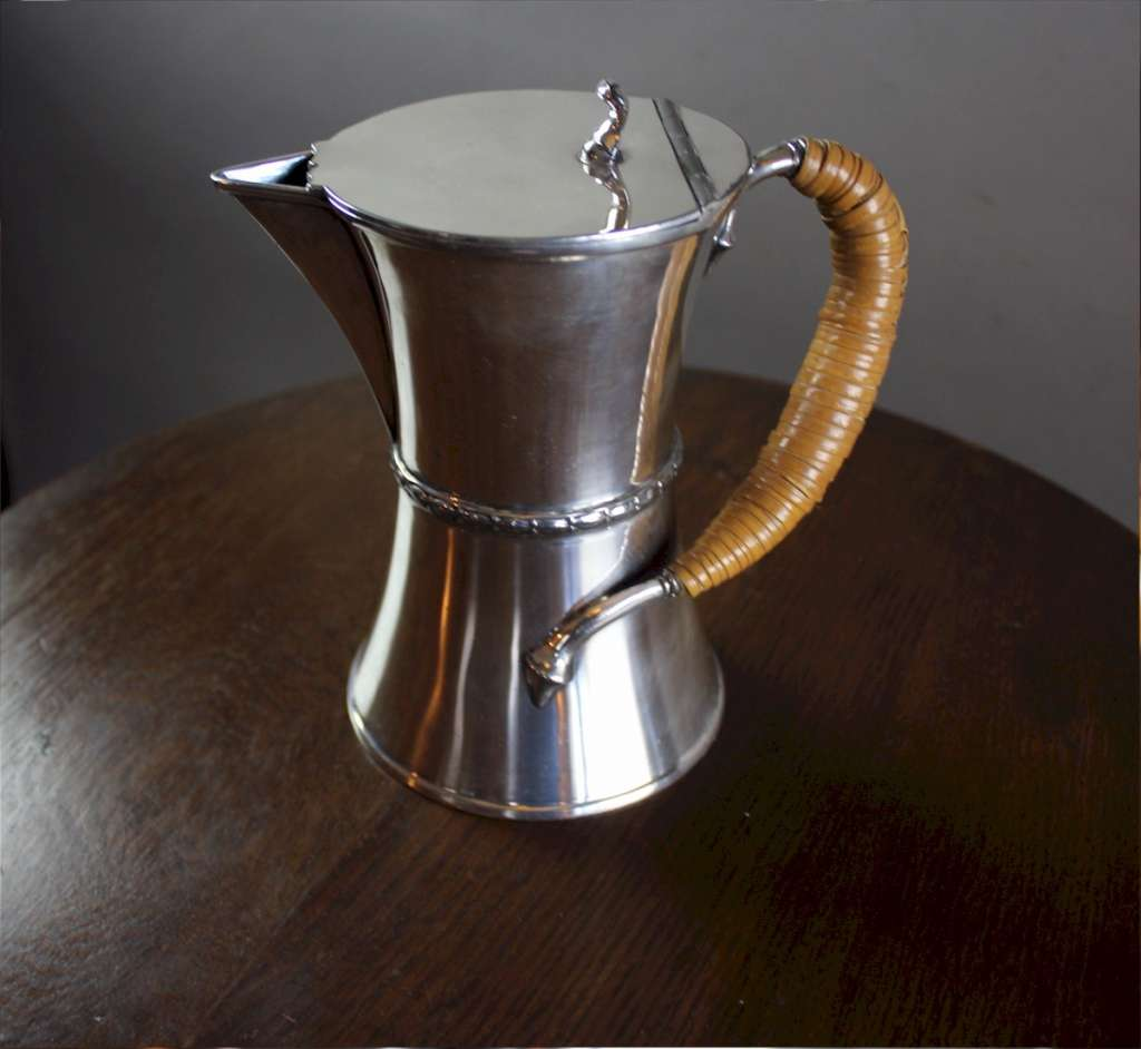 James Dixon EPBM silver plated jug