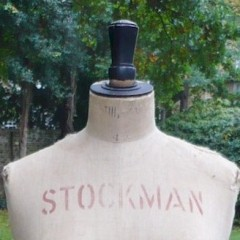 1950's mannequin by Stockman of Paris and London