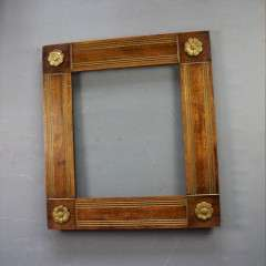 Victorian aesthetic picture frame.
