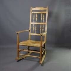 Gimson design arts and crafts rocking chair