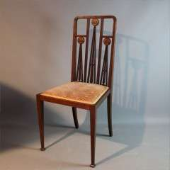 Glasgow School chair by JS Henry