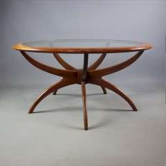 G Plan Teak Spider table