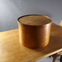 Venesta plywood hatbox Made in Estonia