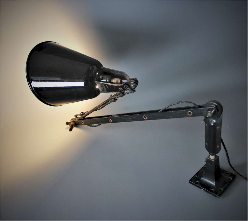 Walligraph Industrial Machinists desk lamp